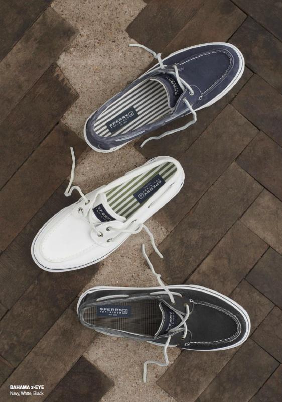 Bahama Sneaker von Sperry