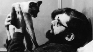 "Allen Ginsberg: ""I saw the best cats of my generation destroyed by madness."""