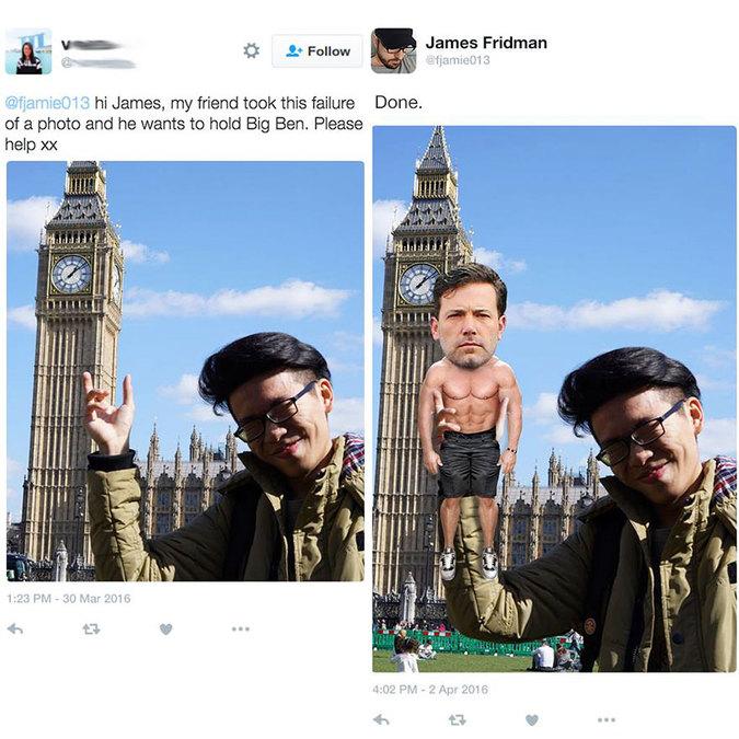 Photoshop James