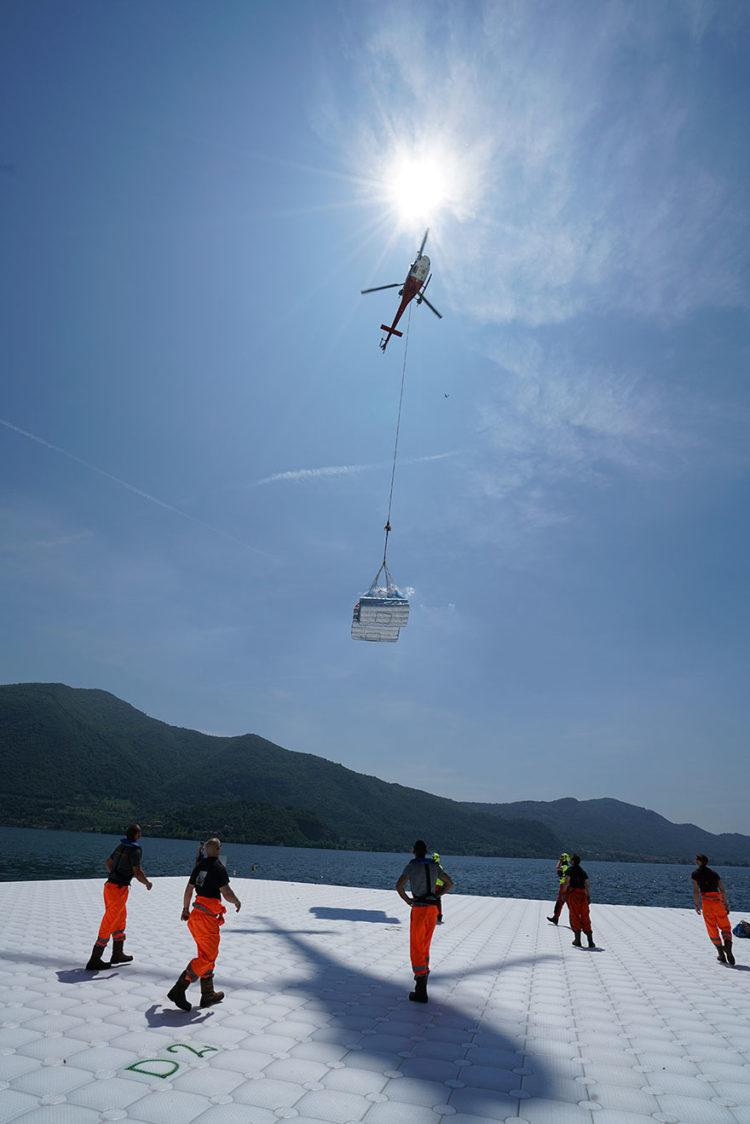 Foto: Christo & Jeanne-Claude