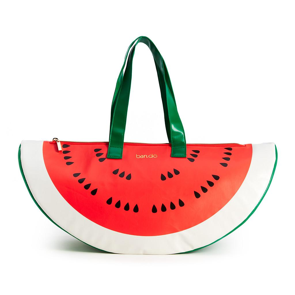 glamping super chill cooler bag - watermelon tasche