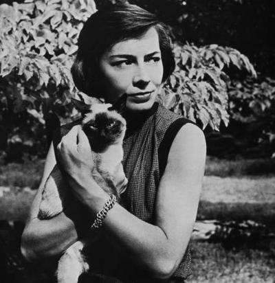 "Patricia Highsmith: ""My imagination functions much better when I don't have to speak to people."""