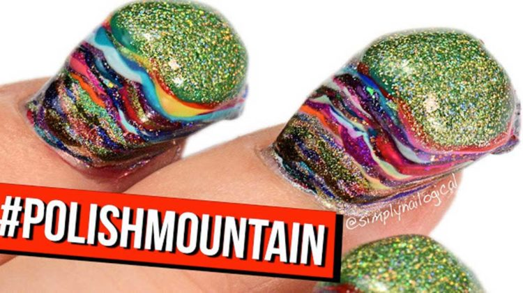 #polishmountain beauty-trends auf instagram