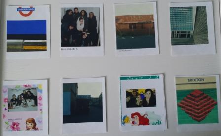 """Social Media Snapshots aus der Serie """"Defizitelite und Arielle"""""""