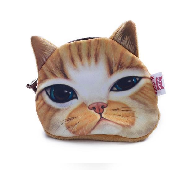 Katzengeldbeutel meowingtons geschenkidee für katzenfans
