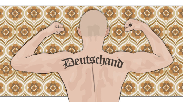 deutschand fail tattoo