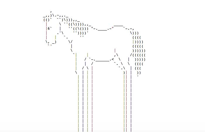 unendliches pferd never ending horse internet spaß lustige seiten