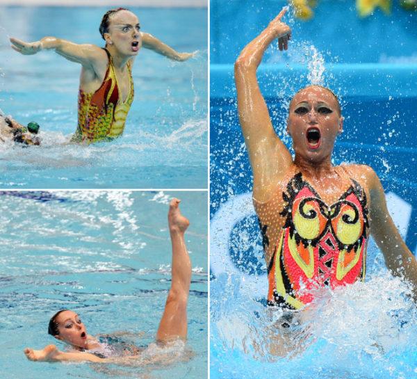 wassersport wettkampfsport lustige bilder