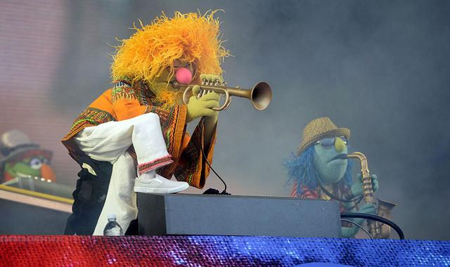 Die Muppets live