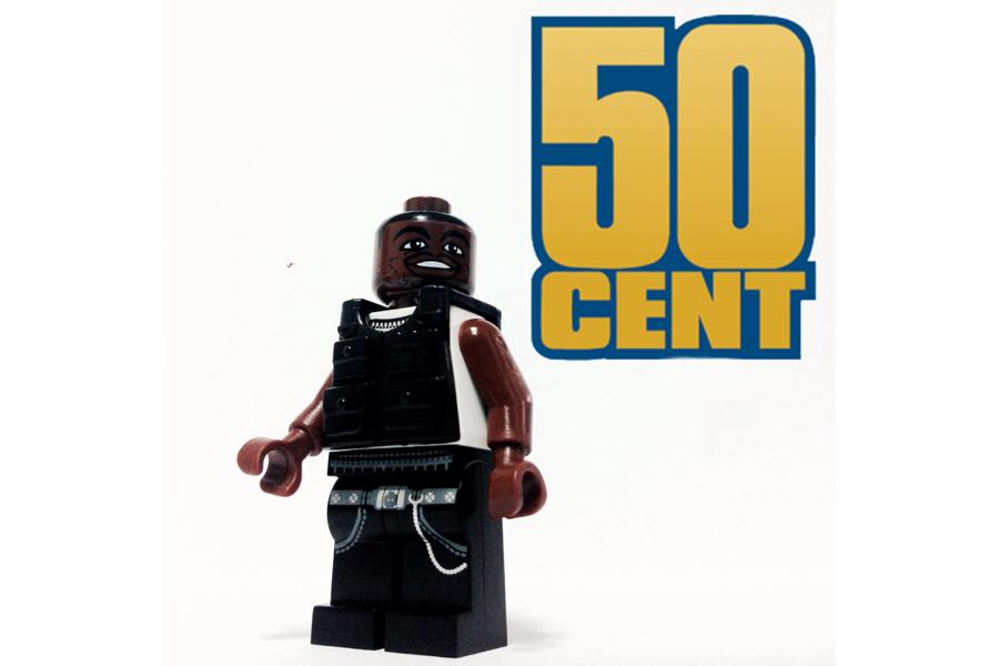 50 cent lego