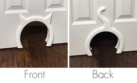 KittyPass katzenmöbel katzentür