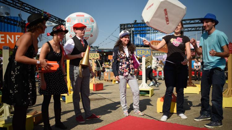 lolla fun fair 2015