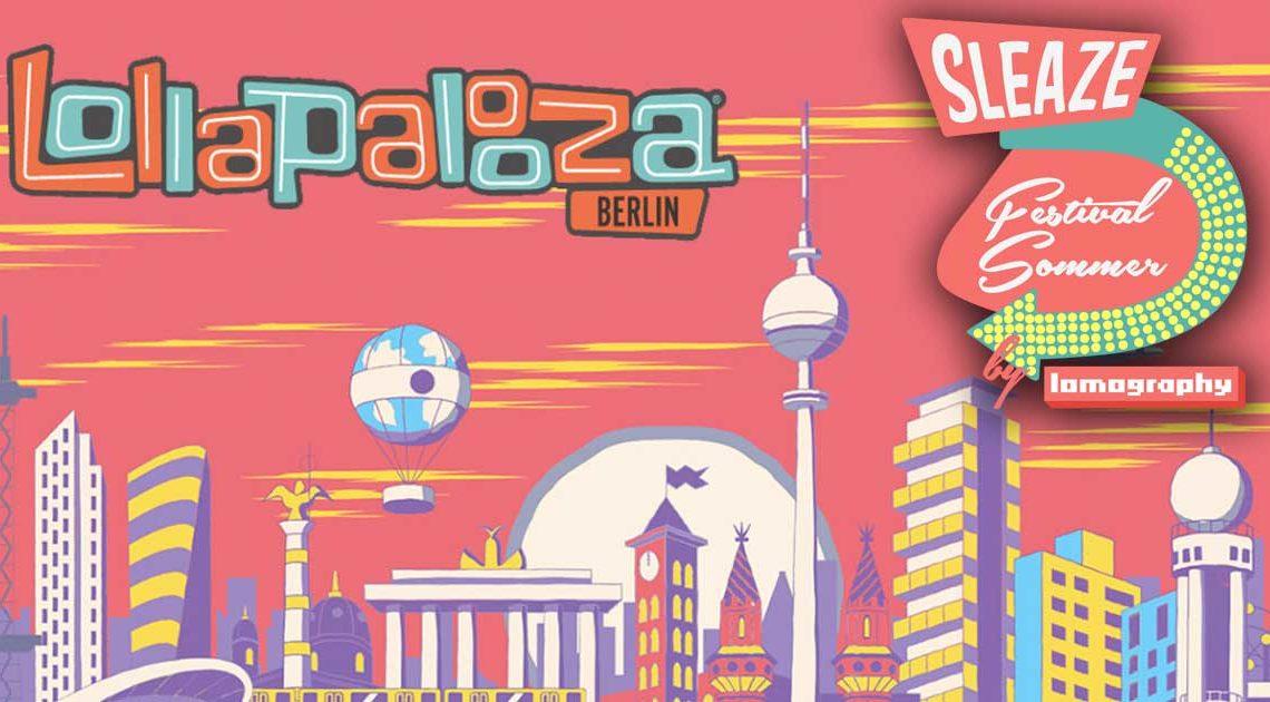 lollapalooza 2016 berlin sleaze festivalsommer by lomography