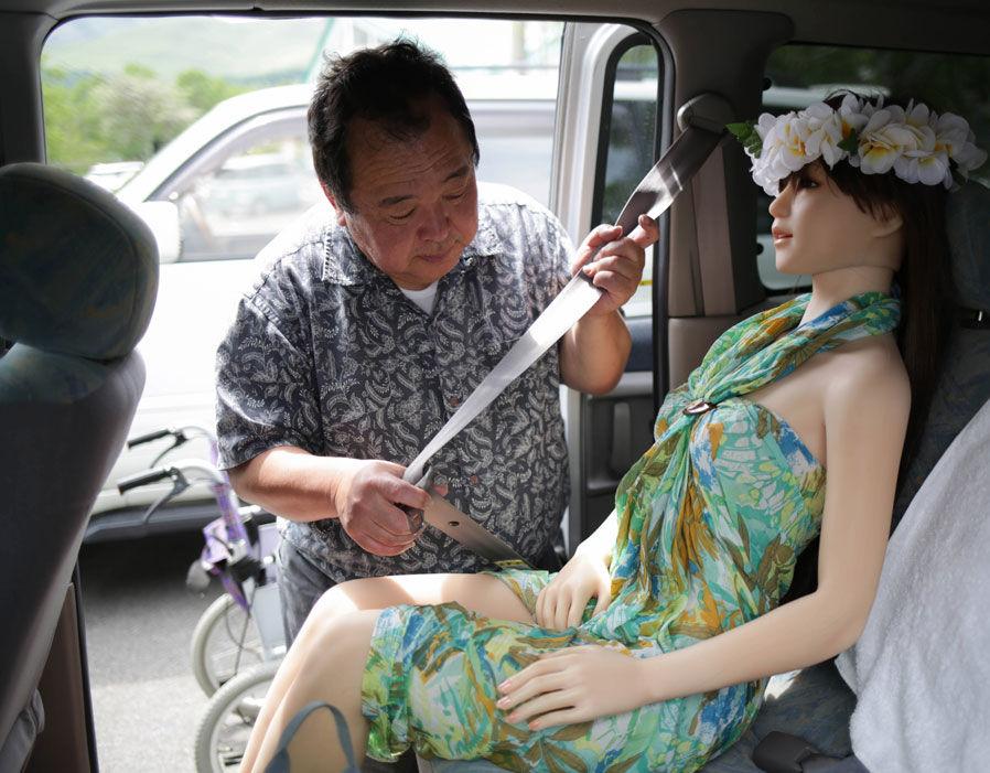 sexpuppe japan menschlich