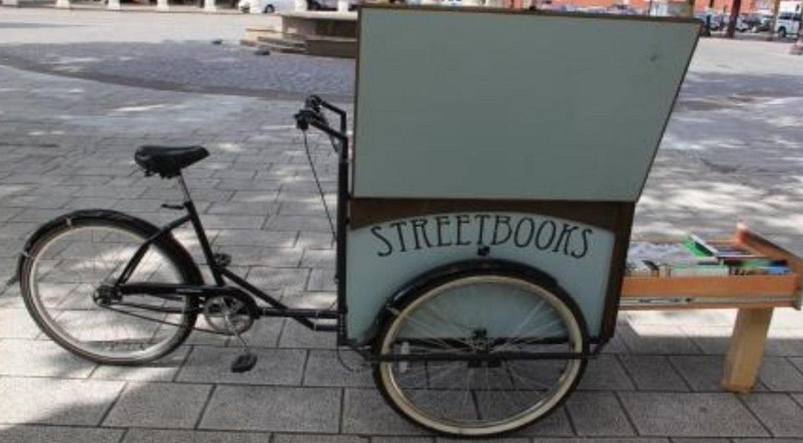 Fahrradbücherei Street Books