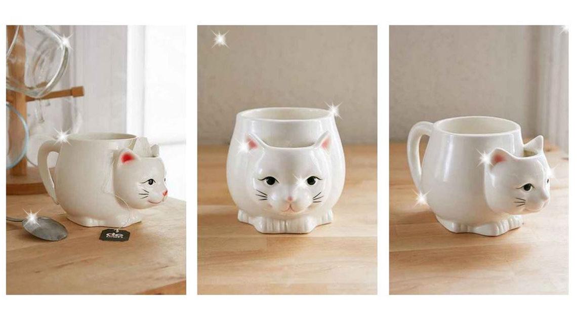 Katzen-Tassen