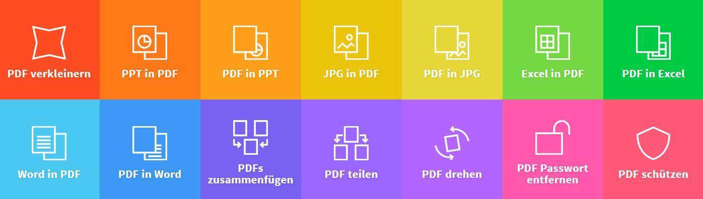 pdf verkleinern bearbeiten