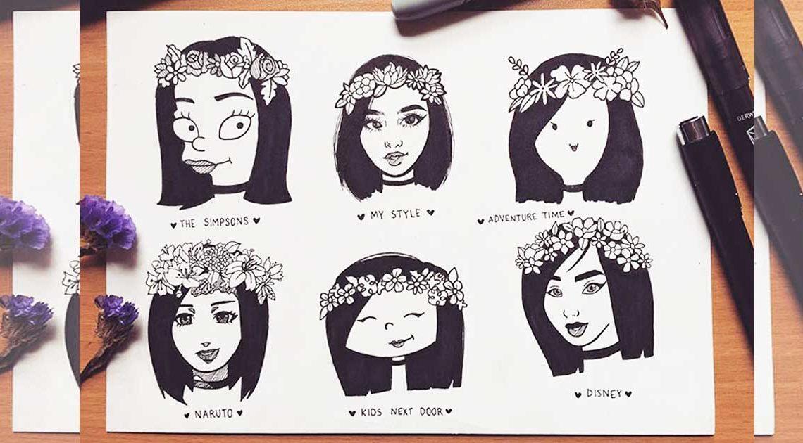 style challenge auf instagram