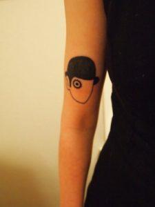 literarisch inspirierte Tattoos
