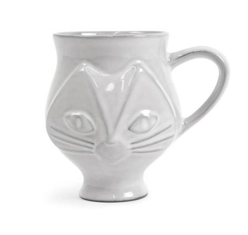 Katzen Gesicht Tasse