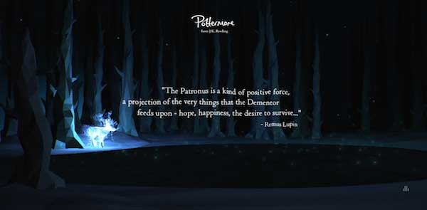 patronus quiz harry potter pottermore