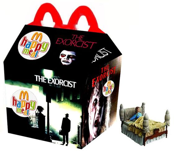the exorcist happy meal