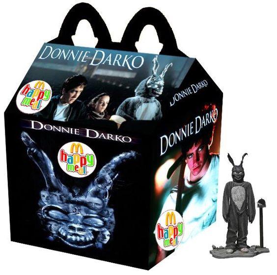 donnie darko happy meal