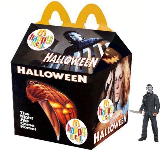 halloween happy meal