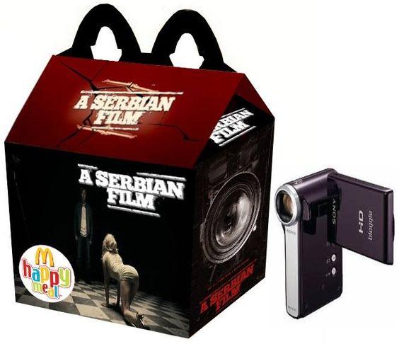 a serbian film happy meal