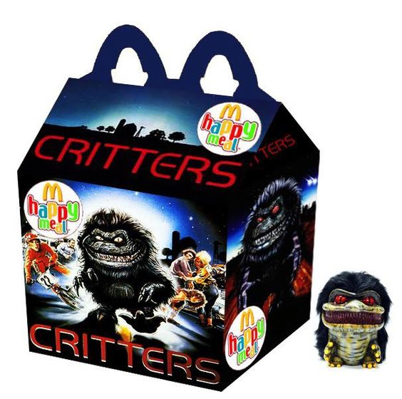 critters happy meal