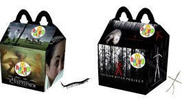 horror happy meals Newt Cloninger-Clements