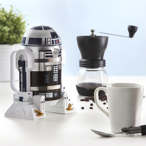 Kaffeekanne R2-D2