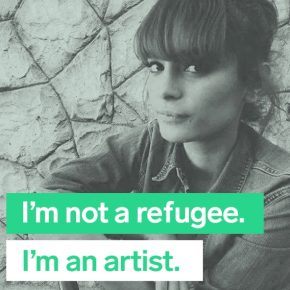 I am not a refugee