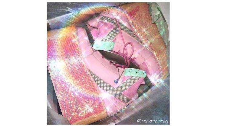 Schuhe wie damals