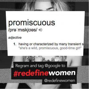Redefine Women