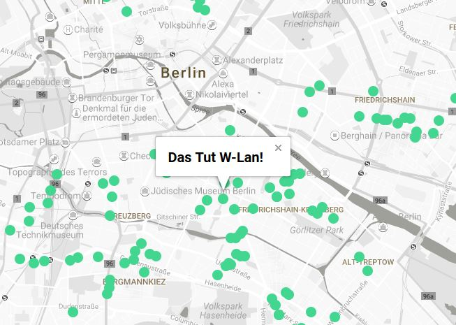 berlin wi-fi project