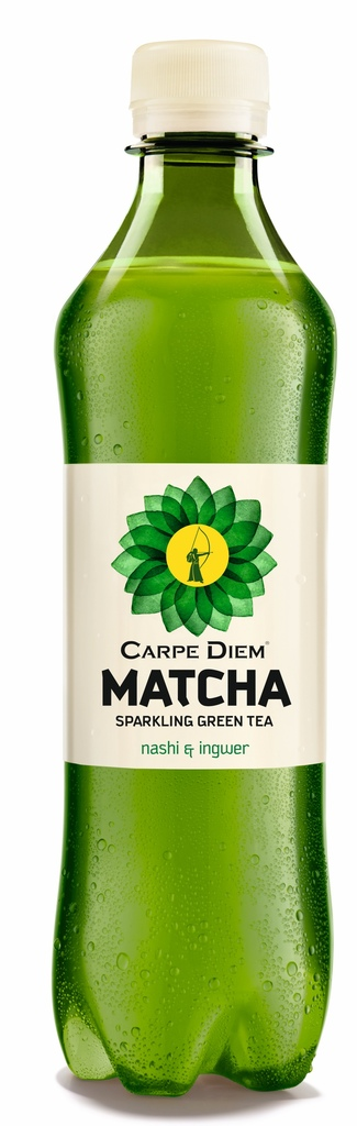 Carpe Diem Kombucha Premium Tea Drinks
