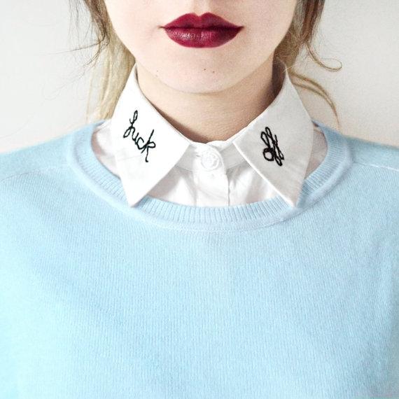 Collar Me Pretty Co. kragen-montag