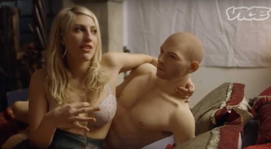 männliche sexpuppe test