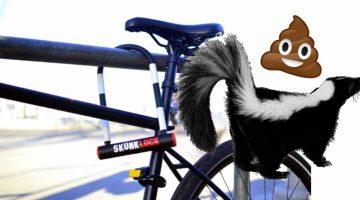 skunklock-stinktier schloss