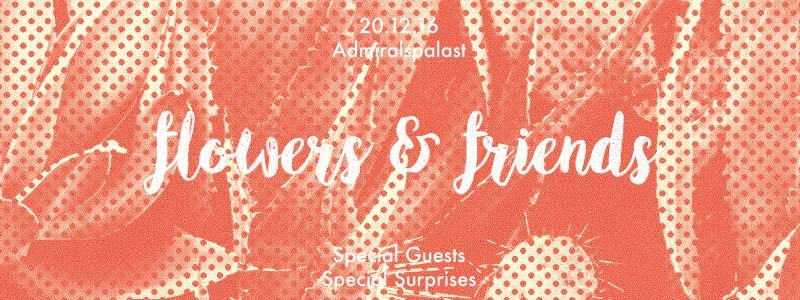 l'aupaire - flowers and friends in berlin