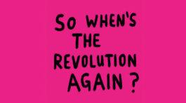 kolumne revolution rebecca baden