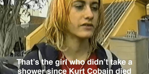 Dirty Girls Riot Grrrls 1996