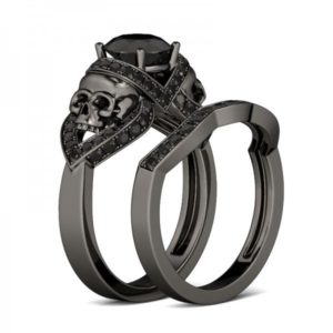 ausgefallene Eheringe crazy Wedding rings
