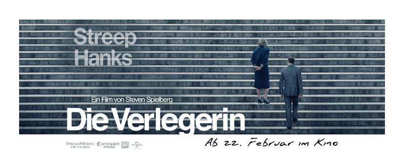Die Verlegerin Spielberg Streep Hanks Film