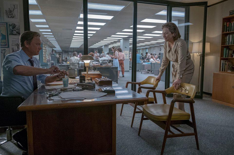 Die Verlegerin Streep Hanks Spielberg film 4