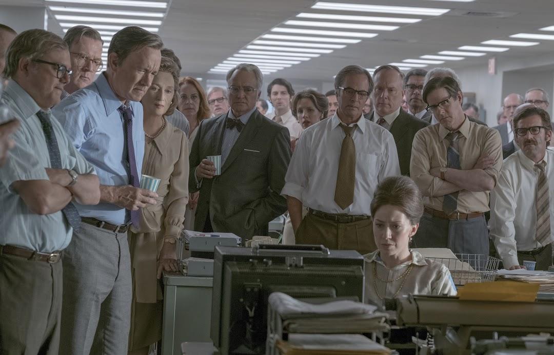 Die Verlegerin Streep Hanks Spielberg film 5