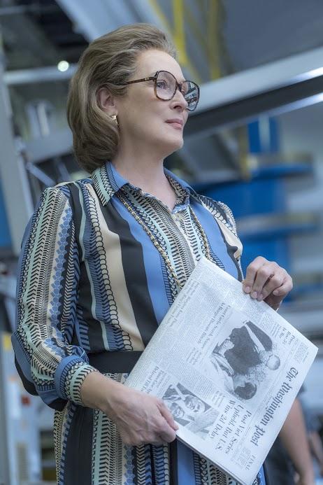 Die Verlegerin Streep Hanks Spielberg film 6