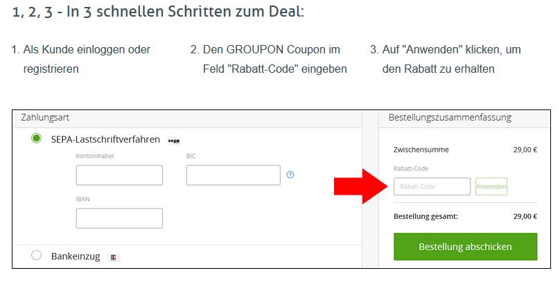 coupons4u_groupon how2 anleitung